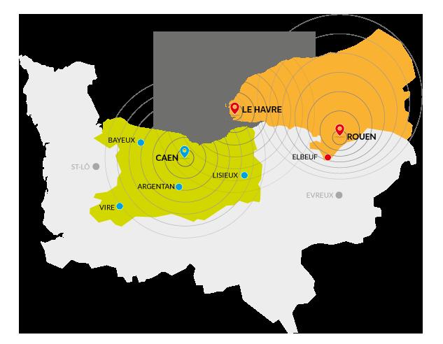 champ géographique domicilis