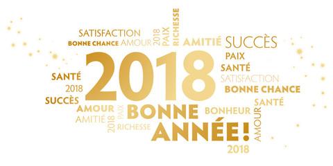DOMICILIS Vous souhaite une bonne et Heureuse Année 2018