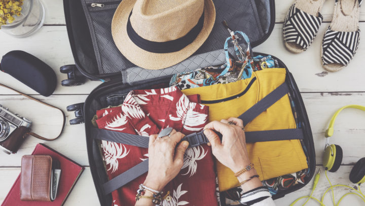 Comment nettoyer sa valise ou son sac à main ?