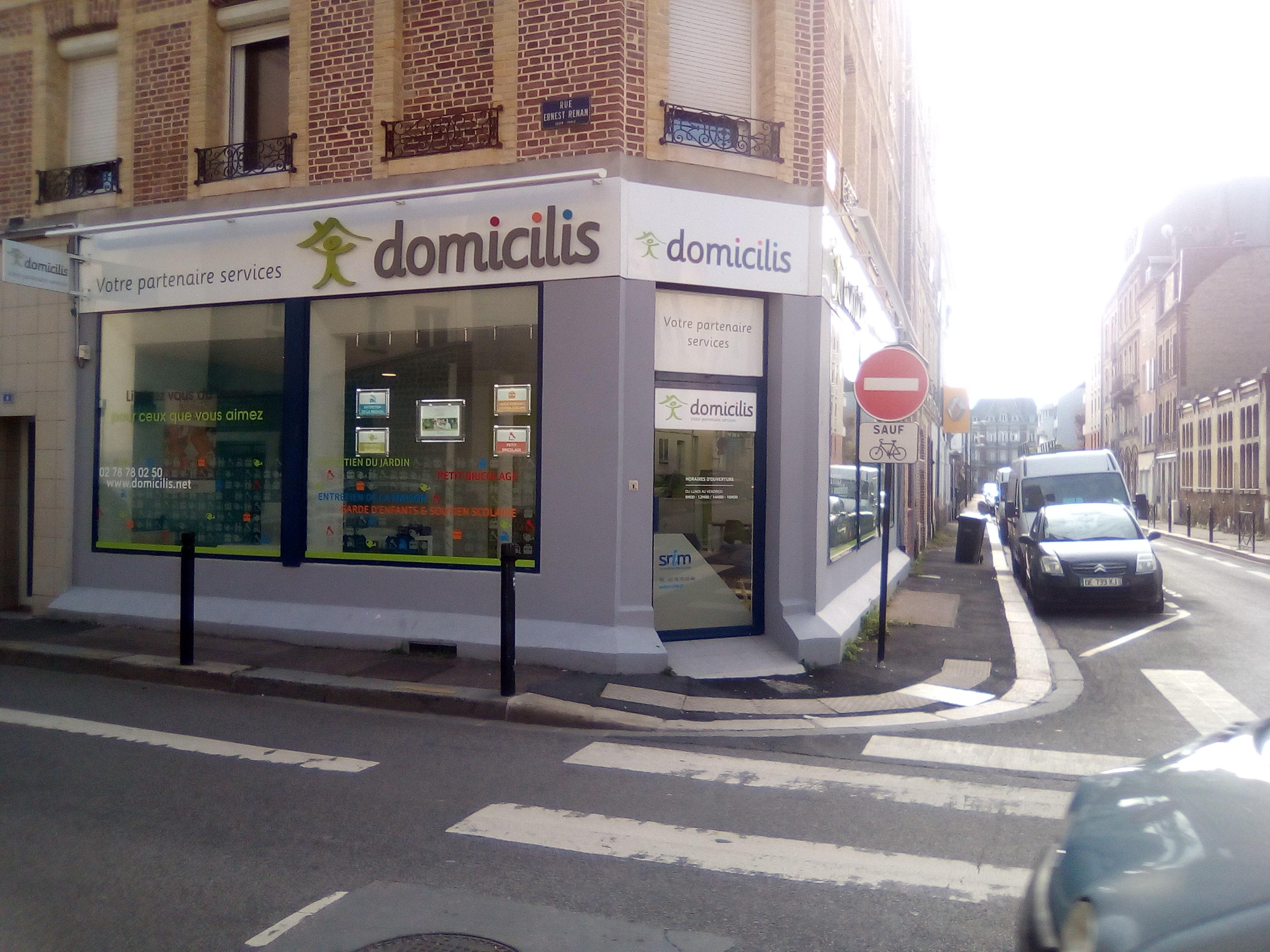 Domicilis : Agence du Havre