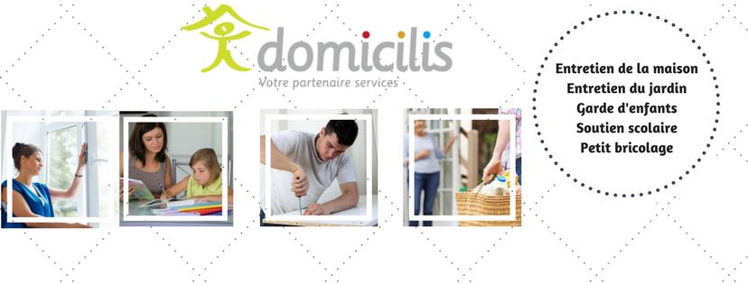 Domicilis recrute !